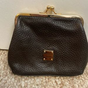 Vintage Dooney & Bourke Change Purse